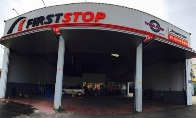 FIRST STOP EMERITA TIRES
