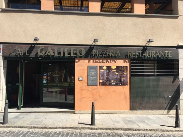 Restaurante Pizzería Galileo