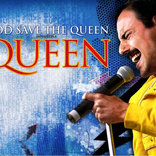 GOD SAVE THE QUEEN: Stone&Music Festival