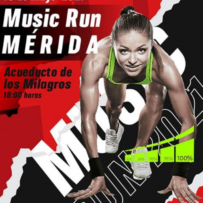 Music Run Mérida 2021